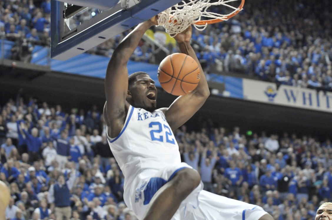 Cats No 1 In Blue Ribbon College Basketball Yearbook Preseason Poll