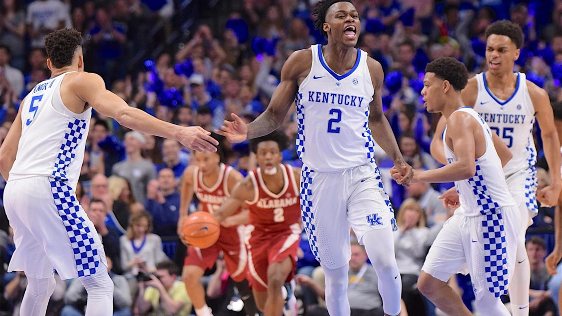 timeless design aa767 dd91a Jarred Vanderbilt to forego eligibility, remain in 2018 NBA ...